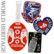 WORLD HERITAGE(ワールドヘリテージ)バッグタグ 02080 メール便OK(je1a081)