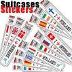 [送料299円〜]「tc150」「pa」Footprint Stickers(フットプリントステッカー) 国名ステッカー ヨーロッパ FP-000 100点迄メール便OK(ze0a003)