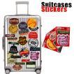 [送料299円〜]「tc150」「pa」Suitcases Sticker(スーツケースステッカー) Vintage Voyage(ヴィンテージボヤージュ) vv 100点迄メール便OK(ze0a013)