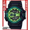GショックGA-400LY-1AJFカシオ腕時計メンズ黒色新品(黒色〈ブラック〉)