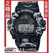 限定品GショックカシオGD-X6900FTR-1JR腕時計「FUTURAコラボレーションモデル」メンズ黒色(黒色〈ブラック〉)