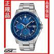 カシオ正規国産品OCW-T2610F-2AJF「オシアナス オーシャン・ブルー」電波ソーラー腕時計(銀色〈シルバー〉)