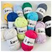 ICE Yarns チューブコットンジャンボ毛糸