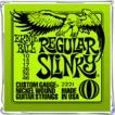 ERNIE BALL 10-46 #2221 Reguler Slinky イエロー