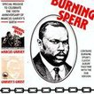 BURNING SPEAR バーニング・スピア/MARCUS GARVEY/GARVEY'S GHOST 輸入盤 CD