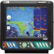 HONDEX HE-8S 50/200kHz 600W デジタル GPS魚探