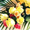 サンドロット流 黄色いバラの花言葉は 笑顔がステキ!