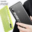 iPhoneXS ケース iPhoneX 放熱 スポーツ アウトドア iPhone アイフォン アイフォンカバー スマフォカバー スマフォケース 送料無料