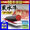 送料無料♪<em>ケース</em>付黒水牛印鑑1,280円