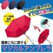 傘 雨傘 長傘 レディース ワンタッチ シンプル 強風対策