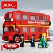 レゴ レゴブロック LEGO レゴ ミニ ロンドンバス互換品 クリスマス プレゼント