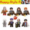レゴ レゴブロック LEGO レゴミニフイグ ハリーポッター8体Bセット互換品 クリスマス プレ ゼント
