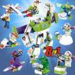 レゴ レゴブロック LEGO レゴディズニートイストーリー ウッディ バズ8in1個セット互換品 クリスマス プレゼント