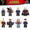 レゴ レゴブロック LEGO レゴミニフィグ アベンジャーズ 他8体Aセット 互換品 クリスマス プレゼント
