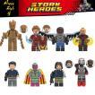 レゴ レゴブロック LEGO レゴミニフィグ アベンジャーズ 他8体Cセット 互換品 クリスマス プレゼント