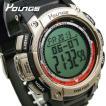 アウトドア機能搭載 YOUNGS ヤンズ YP10515-04 デジタル腕時計