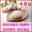 シルク石鹸 固形 40g(碓氷製糸販売元)  無添加 ミディアムサイズ  保湿  乾燥肌 肌荒れ 敏感肌 にも おかいこぐるみ石鹸に名称変更