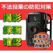 防犯カメラ 電池式 屋外 トレイルカメラ 防犯カメラ セット 720P CK-S920P