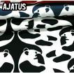 フィンレイソン AJATUS/パンダ/北欧/フィンランド/生地/布/綿/オックス