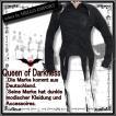 ゴシック ファッション ドレスシャツ メンズ 服 黒 燕尾 小さいサイズ 送料無料 /rfa254