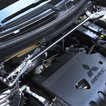 三菱 アウトランダー PHEV カスタム パーツ アクセサリー OUTLANDER PHEV GF8W GF7W GG2W 用品 タワーバー リアルカーボン MO102