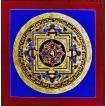 ドルジェ・センバ テルサル密教体系 手描き曼荼羅 Mn1503