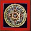 ドルジェ・センバ テルサル密教体系 手描き曼荼羅 Mn1504