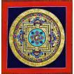 ドルジェ・センバ テルサル密教体系 手描き曼荼羅 Mn1505
