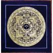 ドルジェ・センバ テルサル密教体系 手描き曼荼羅 Mn1508