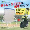 フィールドフォース FIELDFORCE 野球 トレーニング 練習器具 セット トスマシーン バッティングネット FTM-252 + FTM-261ARTAN 練習用品 バッティング練習