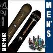 ローム ROME メンズ スノーボード ビンディング2点セット BRIGADE ボード :AXEL 2 ビンディング