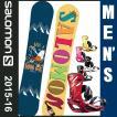 サロモン salomon スノーボード ビンディング2点セット レディース HGO ボード :RHYTHM ビンディング HGO 【15-16 2016モデル】