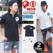 ネスタブランド ポロシャツ NESTA BRAND 半袖 メンズ ベーシック