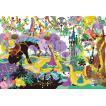 ステンドアート ホラグチカヨ ブリリアントカラーズ(ラプンツェル)(DS-1000-772)1000ピース テンヨー