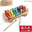 エドインター 鉄琴 楽器 子供用 おもちゃ シロフォンカー (出産祝い 名入れ 男の子 女の子 ギフト 誕生日 プレゼント)