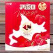 お菓子 スイーツ チョコレート 明治 北海道 お土産 アポロホワイトプレミアム いちご 144g チョコレート お取り寄せ プレゼント 贈り物