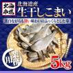 北海道産 生干しこまい 5kg【業務用】【コマイ】【氷下魚】