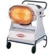 ジェットヒーター 業務用暖房器 HR120D 赤外線 ロボ暖...