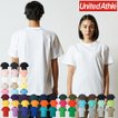 Tシャツ 半袖 無地 メンズ レディース ユナイテッドアスレ T-shirt 伸びない 衣装 5.6オンス 5001