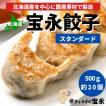 北海道 宝永餃子20個入 ぎょうざの宝永 【口コミで人気NO1】