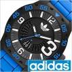 アディダスオリジナルス腕時計 adidas originals 腕時計 アディダス オリジナルス 時計 ニューバーグ NEWBURGH メンズ腕時計/ブラック/ADH2966 セール
