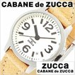 カバン ド ズッカ 腕時計 CABANE de ZUCCA ミニ ミリタリー AJGK036 レディース セール