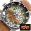 アルファ インダストリーズ 腕時計 ALPHA INDUSTRIES 時計 AL-502M-02 メンズ