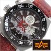 アルファ インダストリーズ 腕時計 ALPHA INDUSTRIES 時計 AL-502M-04 メンズ