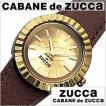 カバン ド ズッカ 腕時計 CABANE de ZUCCA ジュウゴヤ AWGK080 メンズ レディース ユニセックス 男女兼用 セール