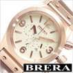 ブレラ オロロージ 腕時計 BRERA OROLOGI エテルノ クロノ ETERNO CHRONO メンズ時計BRETC4511 セール