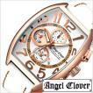 エンジェル クローバー 腕時計 Angel Clover ダブル プレイ DP38PWH-WH メンズ セール