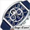 エンジェル クローバー 腕時計 Angel Clover ダブル プレイ DP38SNV-NV メンズ セール