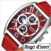 エンジェル クローバー 腕時計 Angel Clover ダブル プレイ DP38SRE-RE メンズ セール