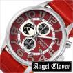 エンジェルクローバー 腕時計 Angel Clover 時計 ダブルプレー DP44SRE-REN メンズ